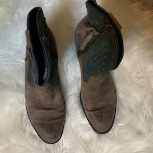 Born Cowboy Mid Calf Boots, 10